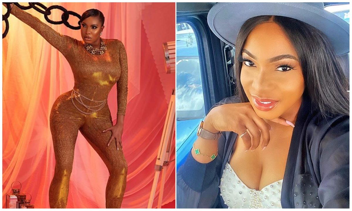 Actress Chika Ike celebrates 35th birthday in grand style, shares sexy pictures
