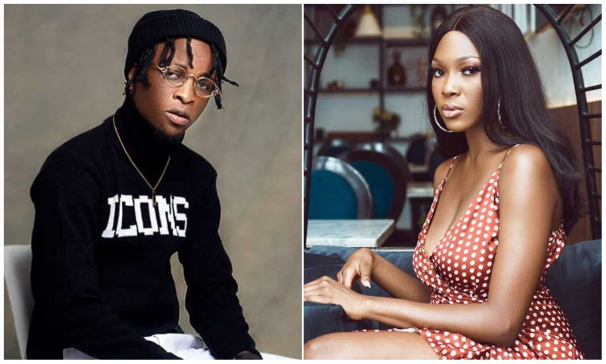 #BBNaija: He still can't drive – Vee jokinly shades Laycon on his new whip