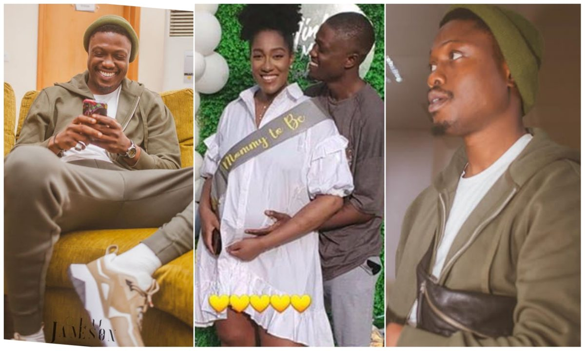 Rapper, Vector reportedly expecting a baby (See pictures of his pregnant girlfriend)