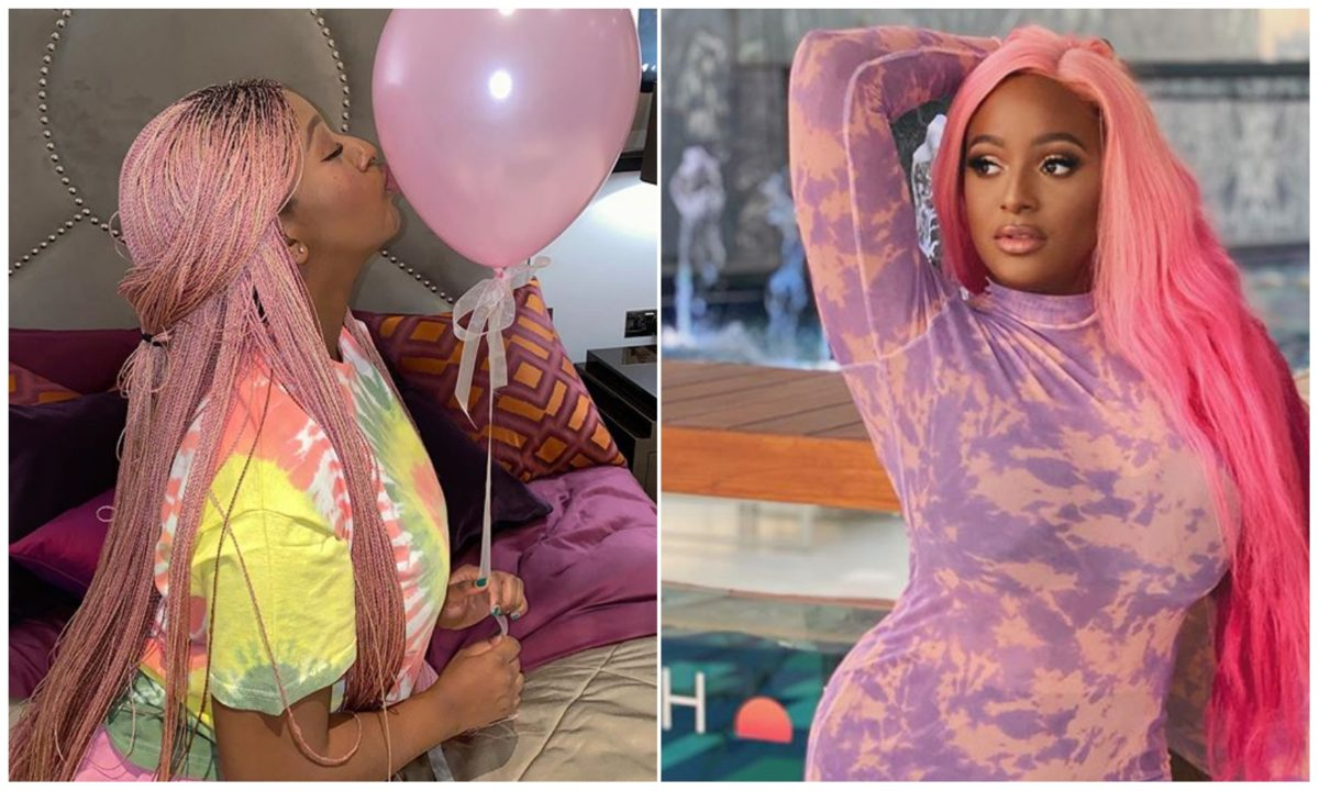 DJ Cuppy celebrates 28th birthday with hilarious message to haters (Photo)