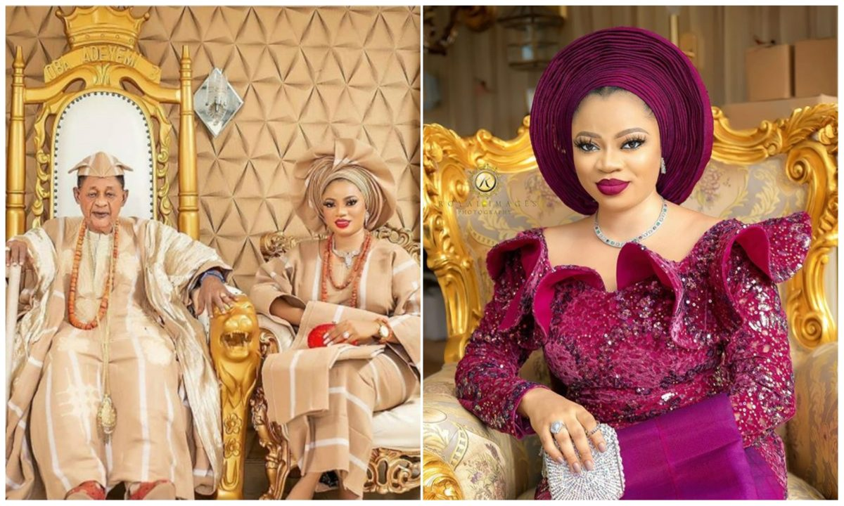 """I can not continue to live in bondage, my life is being threatened"" – One of Alaafin of Oyo's wife, Queen Anu cries out"