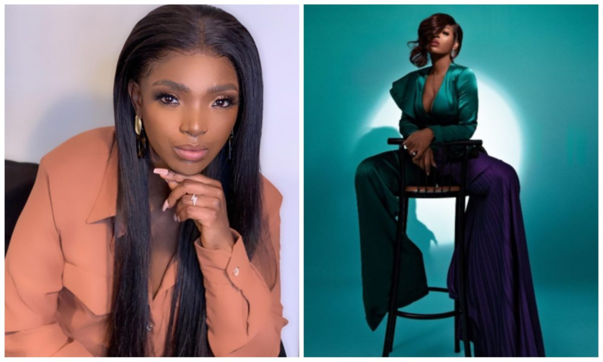 Grateful for the woman I am becoming – Annie Idibia celebrates her 36th birthday (Photo)