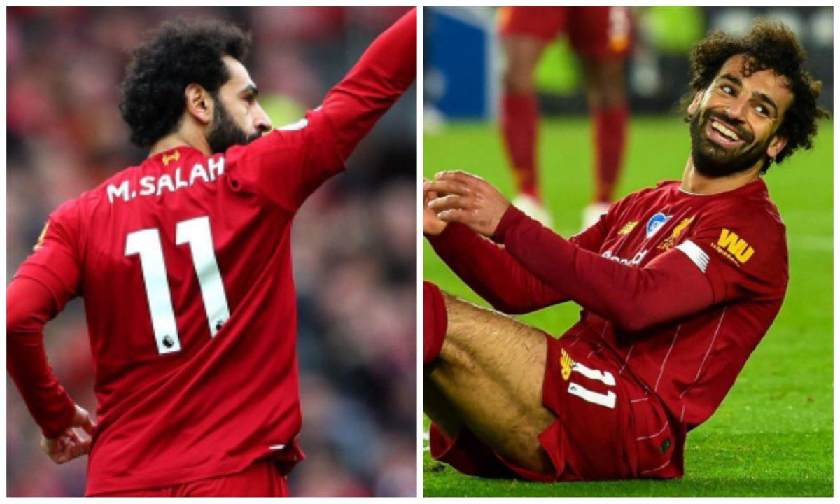BREAKING: Liverpool forward Mohammed Salah test positive for Coronavirus