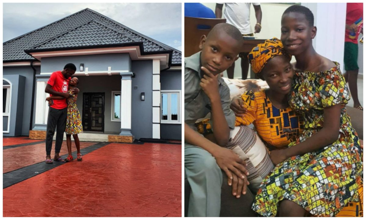 How I got the fund used in building my mother's house – Emmanuella speaks (Video)