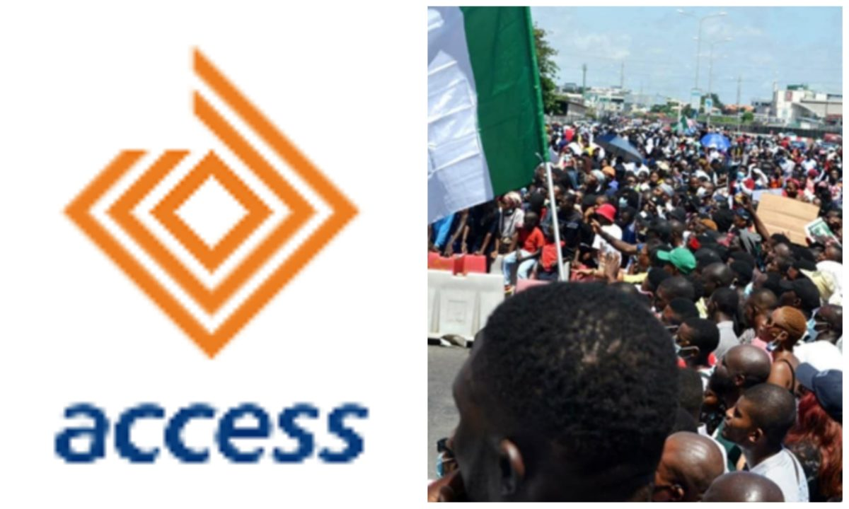 We are shutting down our account – Nigerians reacts to Access Bank apology over freezing of EndSars protesters account