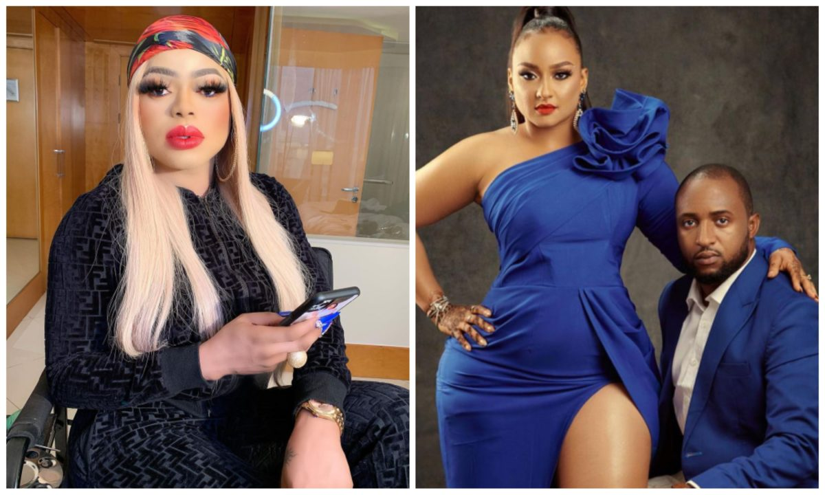 Male Parrot – Bobrisky blast Ultimate Love Guest, Kachi, for speaking in public about his affair with Rosie