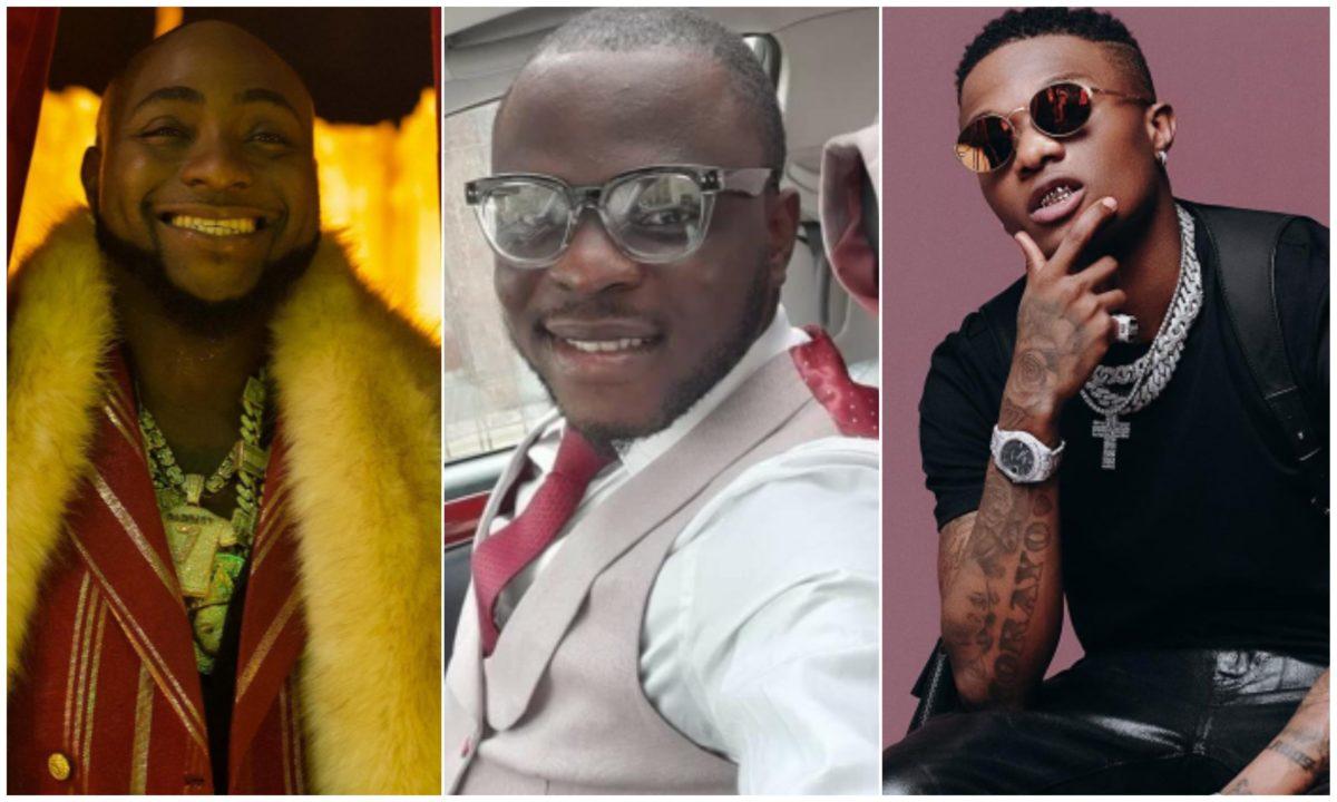 """Davido is bigger than Wizkid"" – Viral s*x tape prophet, Pastor Omashola declares (Video)"