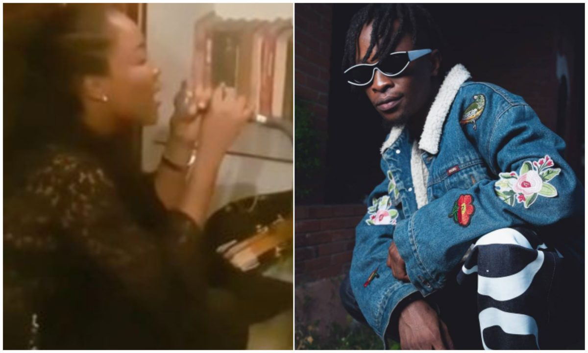 A collaboration with Laycon will sell well – BBNaija fans reacts to video of Erica singing