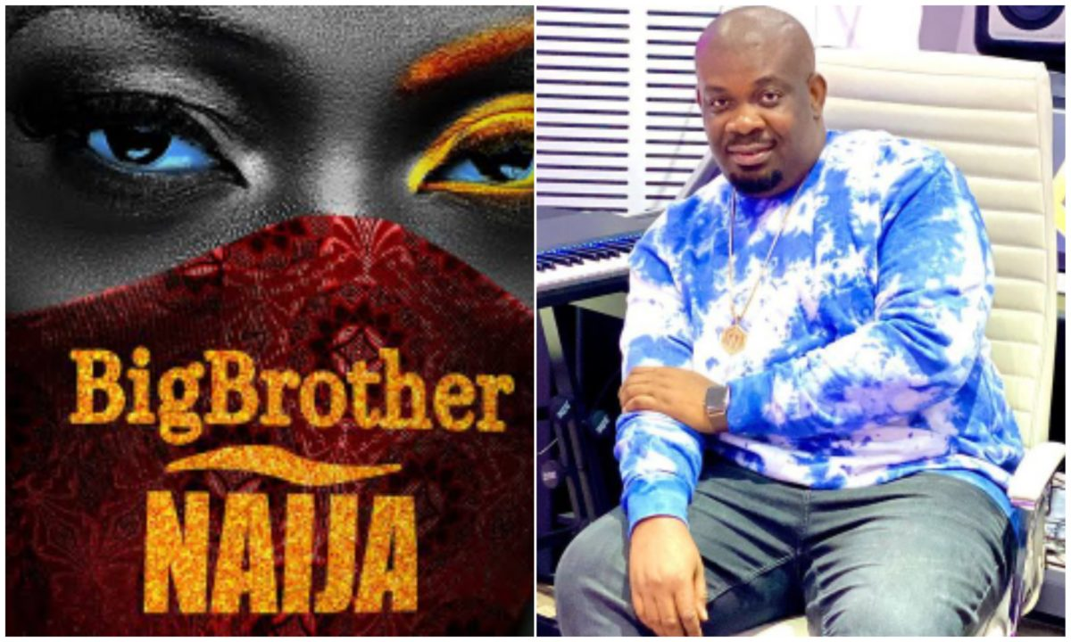 Don Jazzy reveals plan to participate at the next edition of Big Brother Naija Show