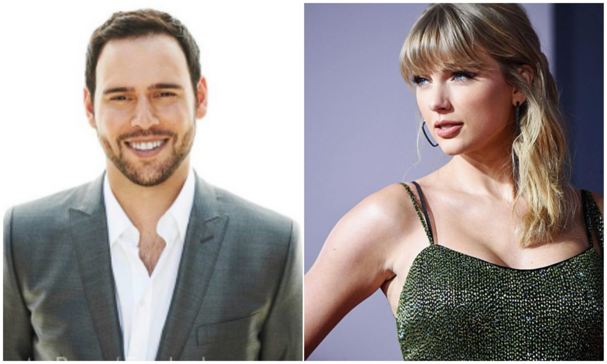 Taylor Swift's Catalogue sold for $300 Million by Scooter Braun, 17 months after acquisition