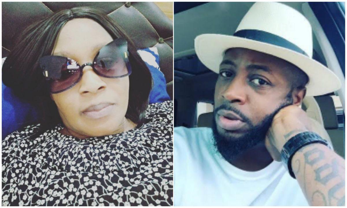 Real mumu, I blocked him the day he was born – Kemi Olunloyo attacks Tunde Ednut