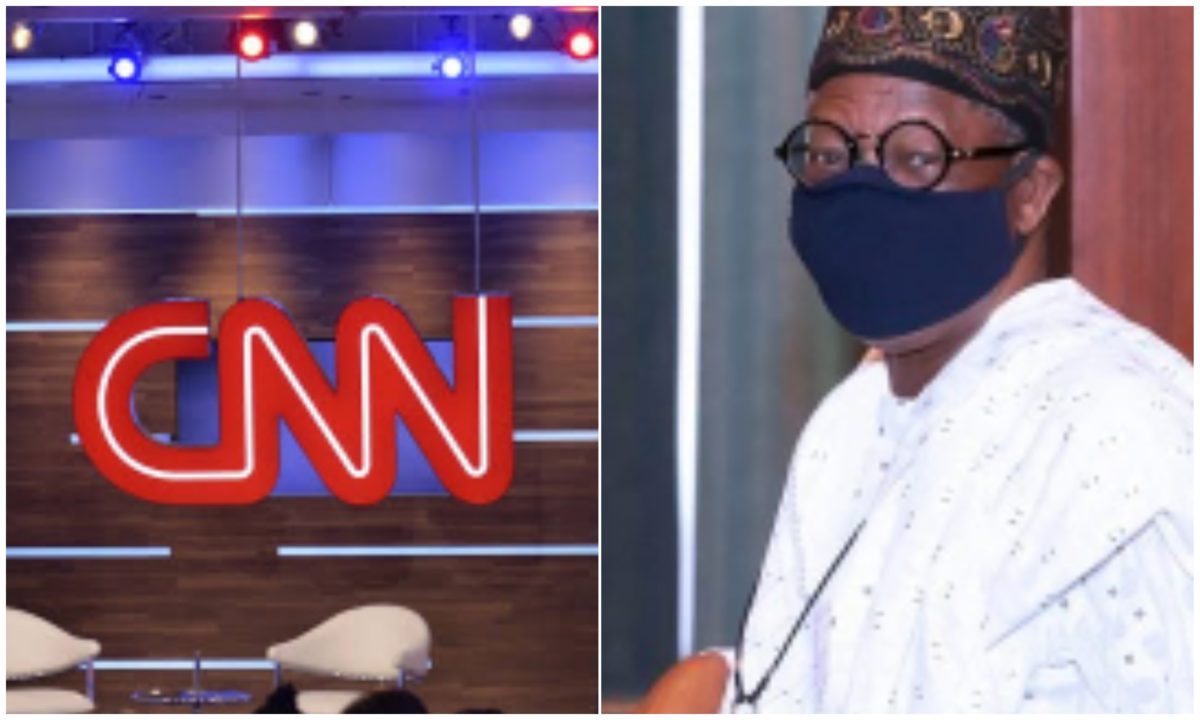 Lekki shootings: 'We stand by our report', CNN replies Nigeria Federal Government