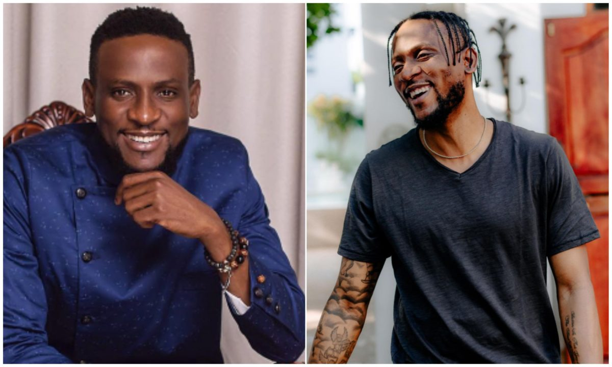 #BBNaija: Heartbreaks as 'Pepper Dem' star Omashola reportedly loses his dad (Photo)