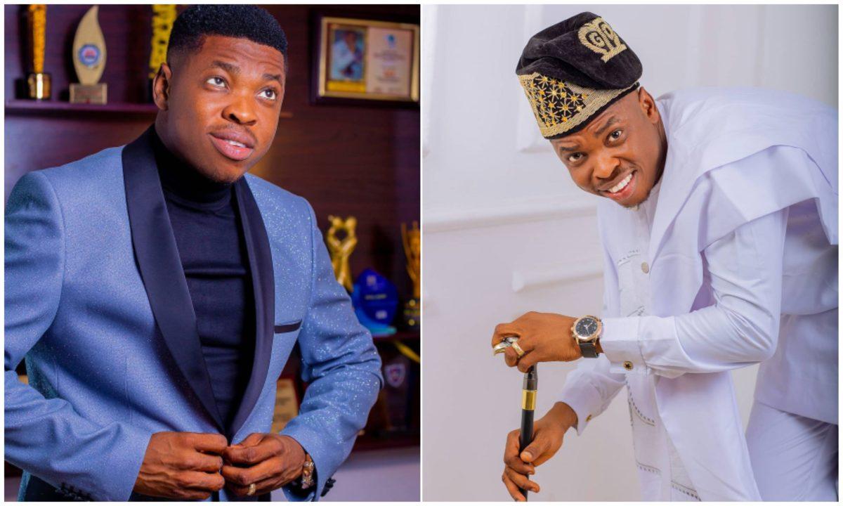Musical Artist, Ayo Ajewole 'Woli Agba' celebrates birthday in grand style (Photos)