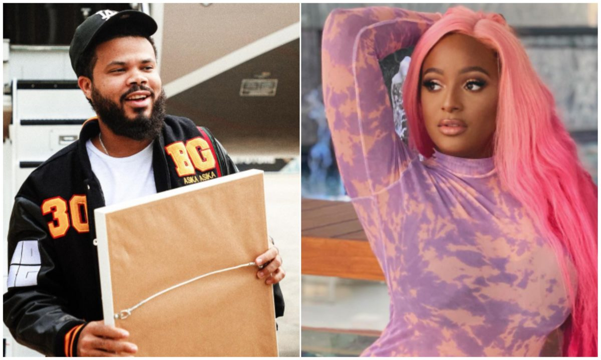 I messed up – DJ Cuppy on why her relationship with Davido's manager, Asa Asika, crashed