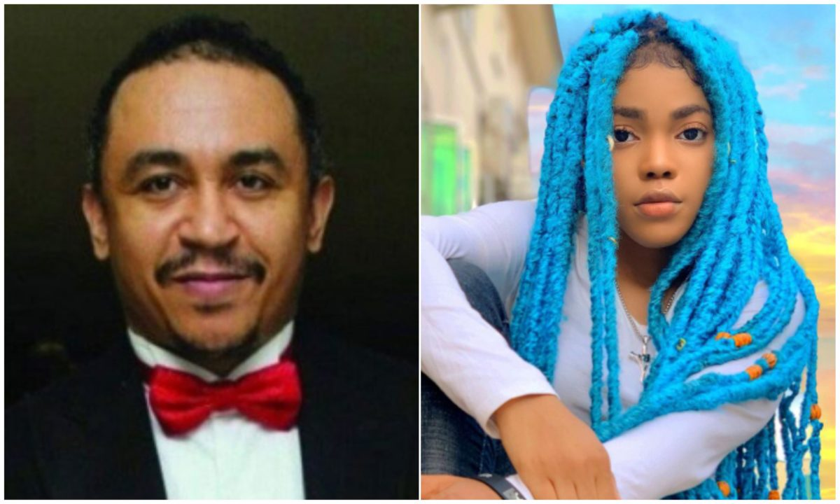 He is a sick man – Lil frosh's ex-girlfriend, Gift slams controversial OAP, Daddy freeze