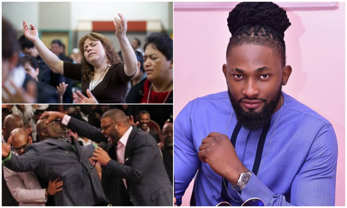 Stop saying Amen to prayers made in tongues by clergymen – Uti Nwachukwu warns