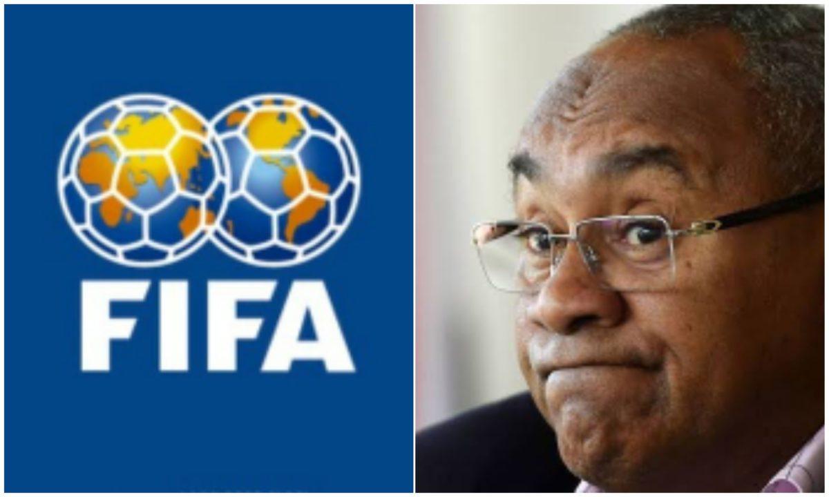 FIFA bans CAF President, Ahmad Ahmad, for 5 years over corruption